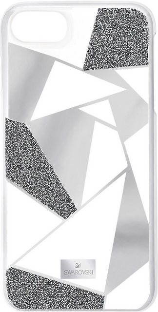 Swarovski »Heroism Etui mit integriertem Bumper, iPhone® 8, 5352898« Smartphone-Hülle iPhone® 8 | Accessoires > Etuis | Grau | Swarovski