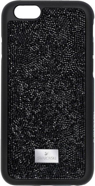 Swarovski »Glam Rock Etui mit integriertem Bumper, iPhone® 7, 5300258« Smartphone-Hülle iPhone® 7 | Accessoires > Etuis | Schwarz | Swarovski