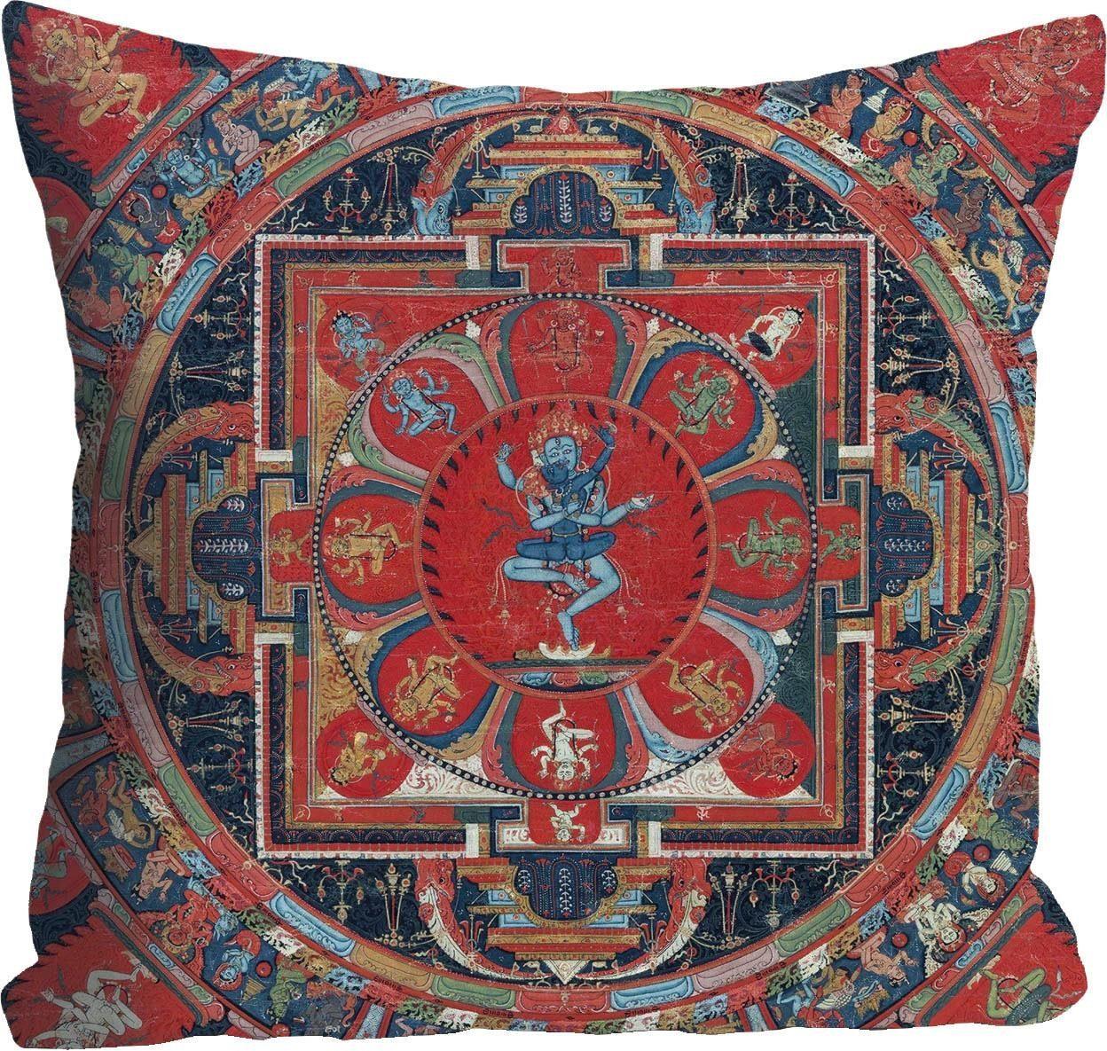 Kissenhülle »Buddhismus« 40/40 cm