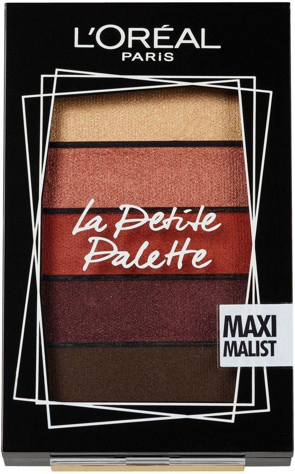 LOréal Paris LA PETITE PALETTE - Palette fard à paupière - 5 feminist - ZALANDO.FR