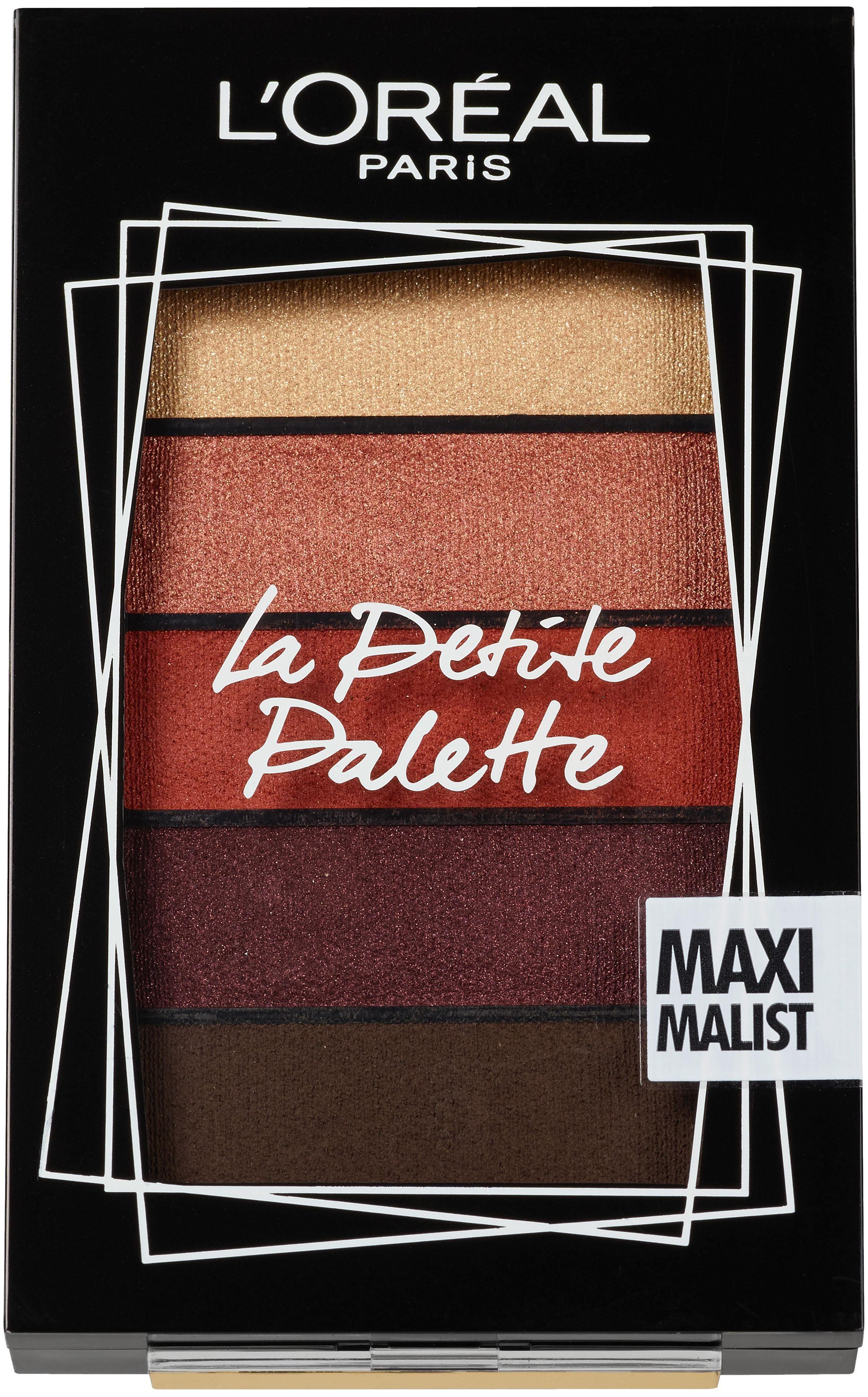 L'oréal Paris, »La Petite Palette«, Lidschattenpalette
