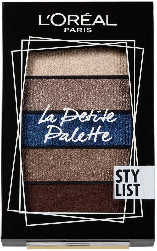 LORÉAL PARIS Lidschatten-Palette »La Petite Palette«, Puder-zu-Creme-Textur online kaufen | OTTO