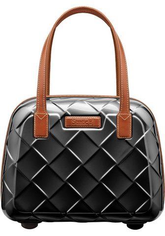 STRATIC Kosmetinis krepšys »Beautycase Leather...