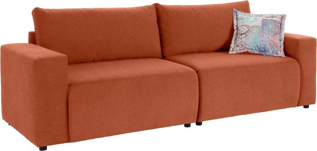 DOMO collection Big-Sofa, inklusive Zierkissen | Wohnzimmer > Sofas & Couches > Bigsofas | DOMO collection
