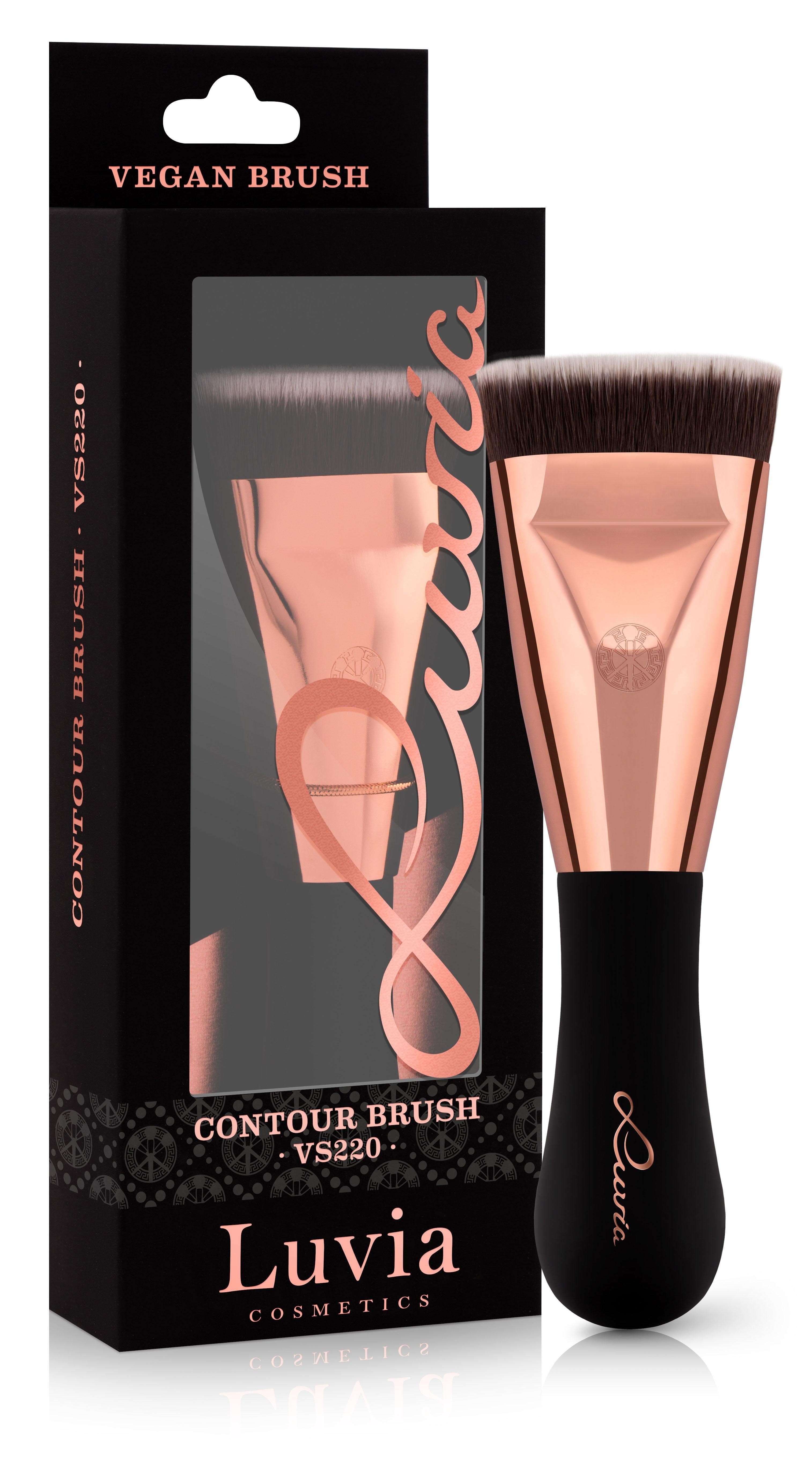Luvia Cosmetics, »Vegan Signature - VS220 Contour Brush«, Konturierungspinsel