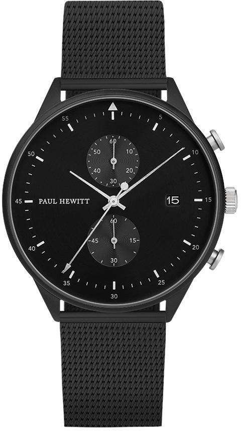 PAUL HEWITT Chronograph »PH-C-B-BSS-5M«
