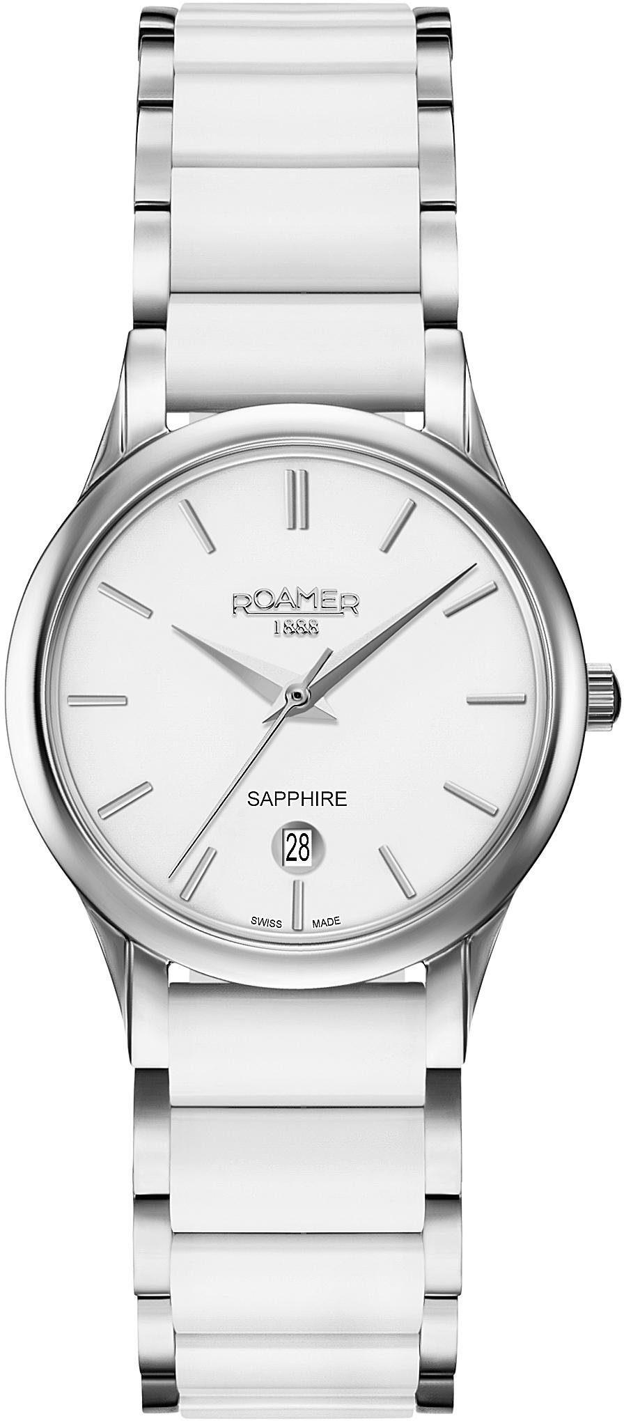 Roamer Schweizer Uhr »C-LINE LADIES, 657844 41 25 60«