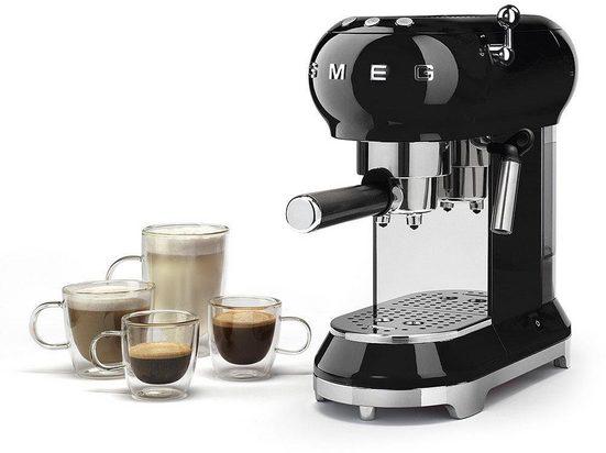 Smeg Espressomaschine ECF01BLEU