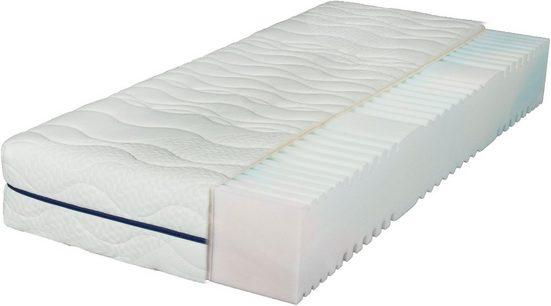 Komfortschaummatratze »EvoX 27«, Breckle, 27 cm hoch, Raumgewicht: 28, Besonders hoch - Zertifizierte Markenqualität zum Vorteilspreis