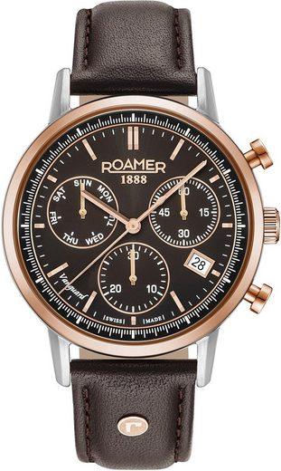 Roamer Chronograph »VANGUARD CHRONO II, 975819 49 55 09« mit kleiner Sekunde