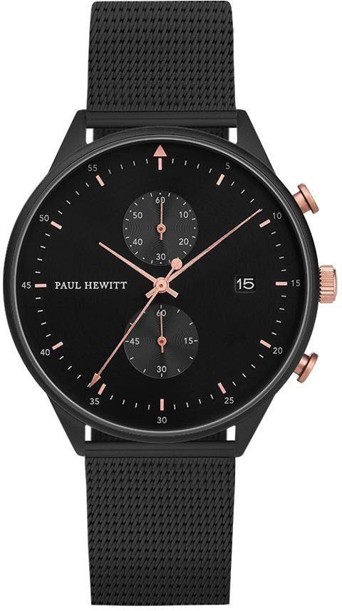 PAUL HEWITT Chronograph »PH-C-B-BSR-5M«