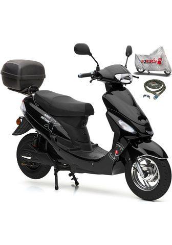 NOVA MOTORS E-Motorroller »Eco Star« 2000 Watt 45 ...