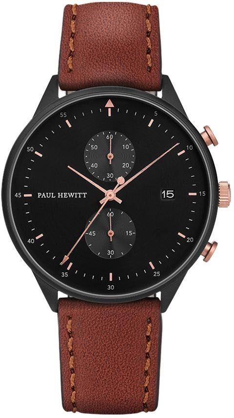 PAUL HEWITT Chronograph »PH-C-B-BSR-1M«