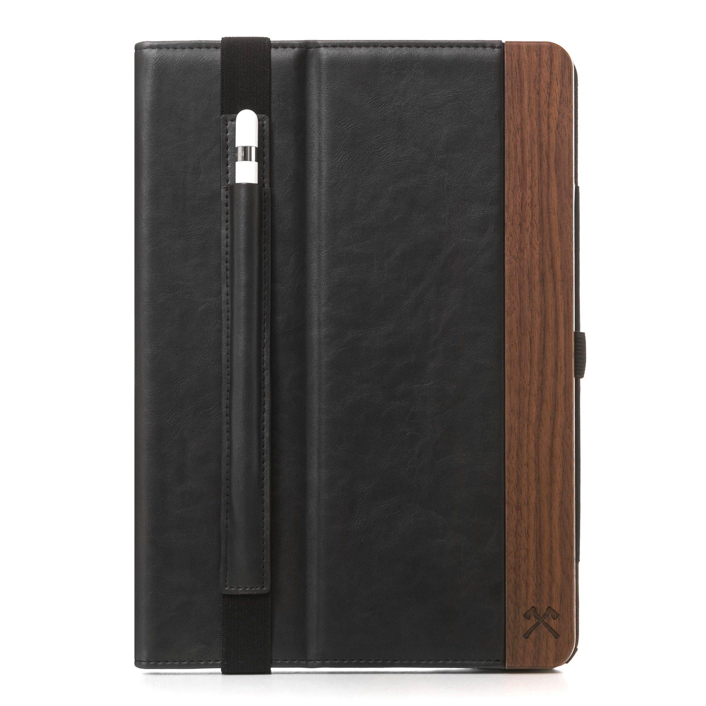 Woodcessories EcoWallet - iPad Pro 10.5 Business Case Echtholz/Kunstleder
