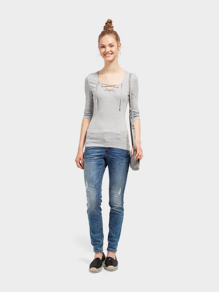 tom tailor denim straight jeans lynn antifit otto. Black Bedroom Furniture Sets. Home Design Ideas