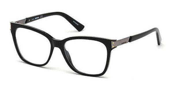 Diesel Damen Brille » DL5230«, schwarz, 001 - schwarz