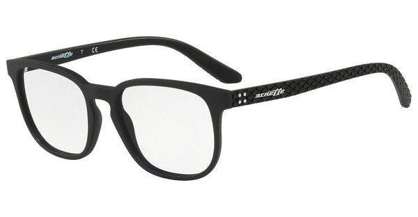 Arnette Herren Brille »DIALED AN7139«, schwarz, 01 - schwarz