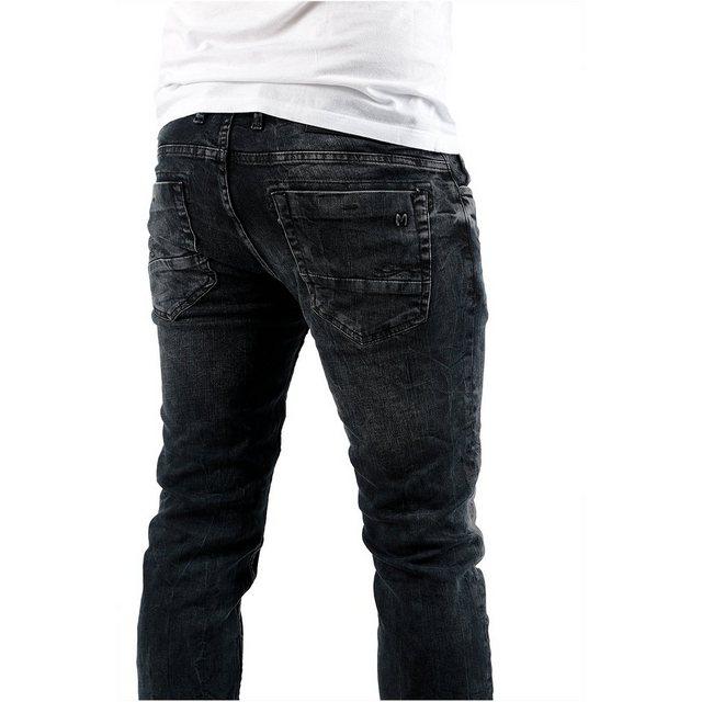 Miracle of Denim Jeanshose im 5-Pocket-Stil