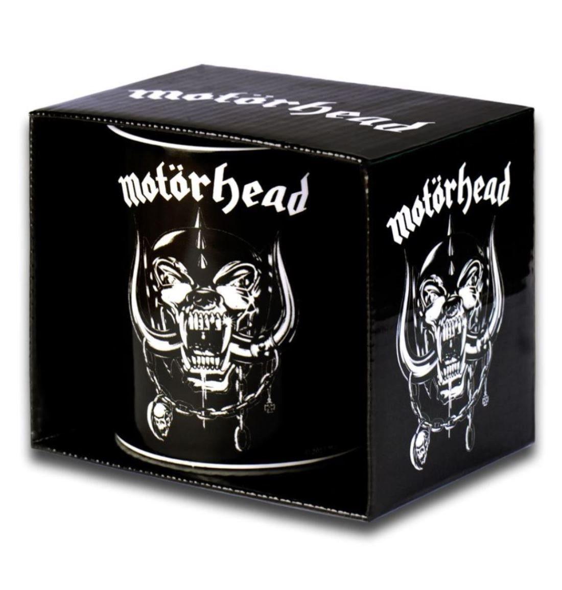 LOGOSHIRT Kaffeebecher mit Motörhead-Logo