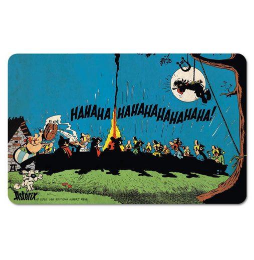 LOGOSHIRT Frühstücksbrettchen mit Asterix-Motiv