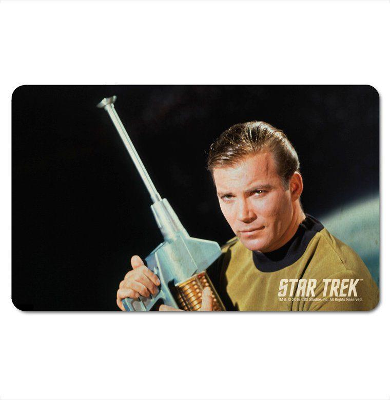 LOGOSHIRT Frühstücksbrettchen mit Star Trek-Print