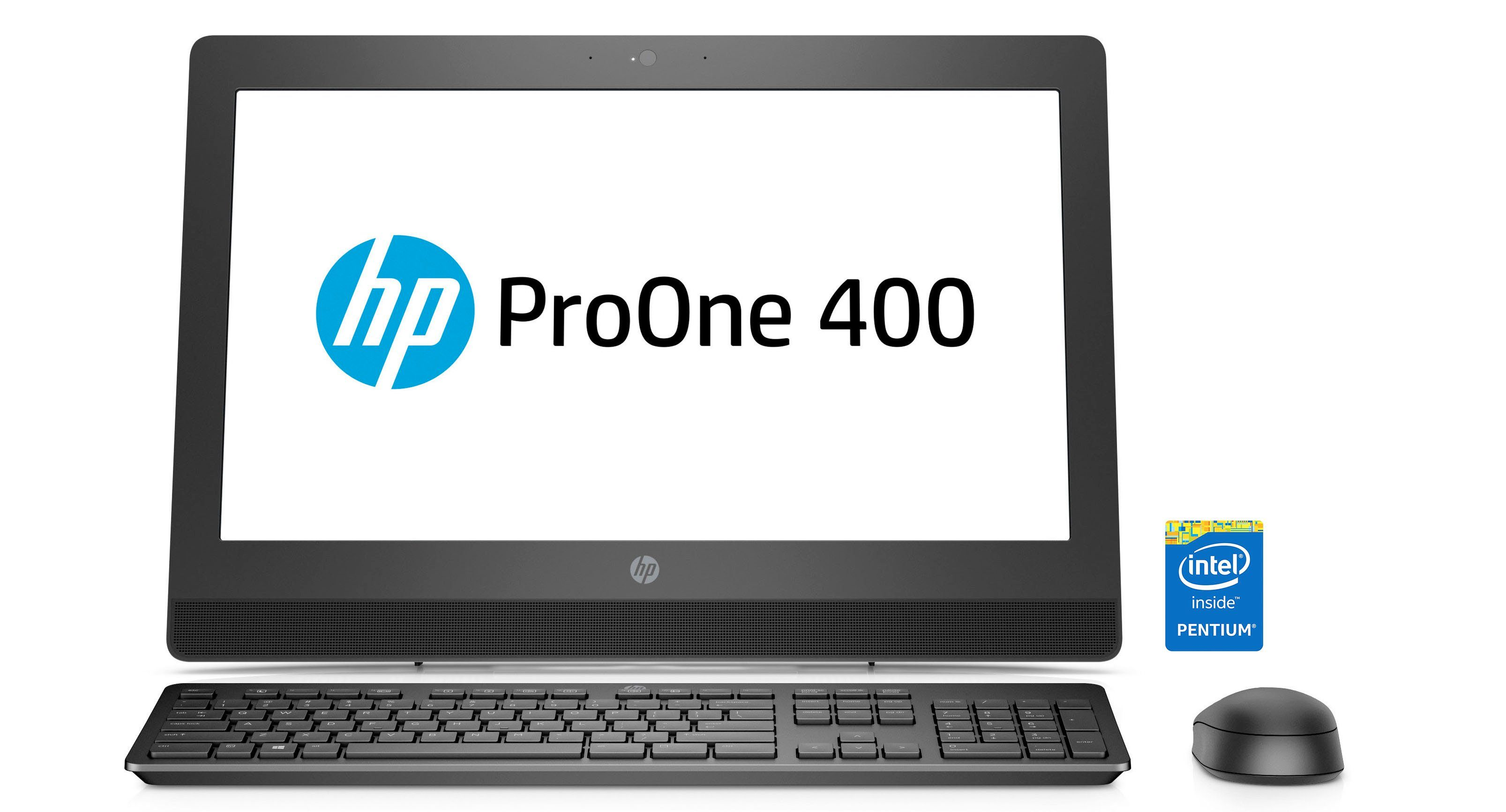 HP All-in-one PCs »PROONE 400 G3 AIO T PD-4560T«