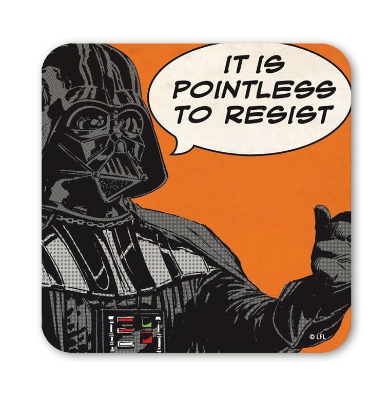 LOGOSHIRT Untersetzer mit Star Wars-Motiv