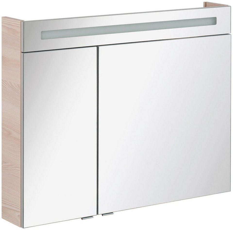 fackelmann spiegelschrank cl 90 alaska esche breite 90 cm 2 t ren online kaufen otto. Black Bedroom Furniture Sets. Home Design Ideas