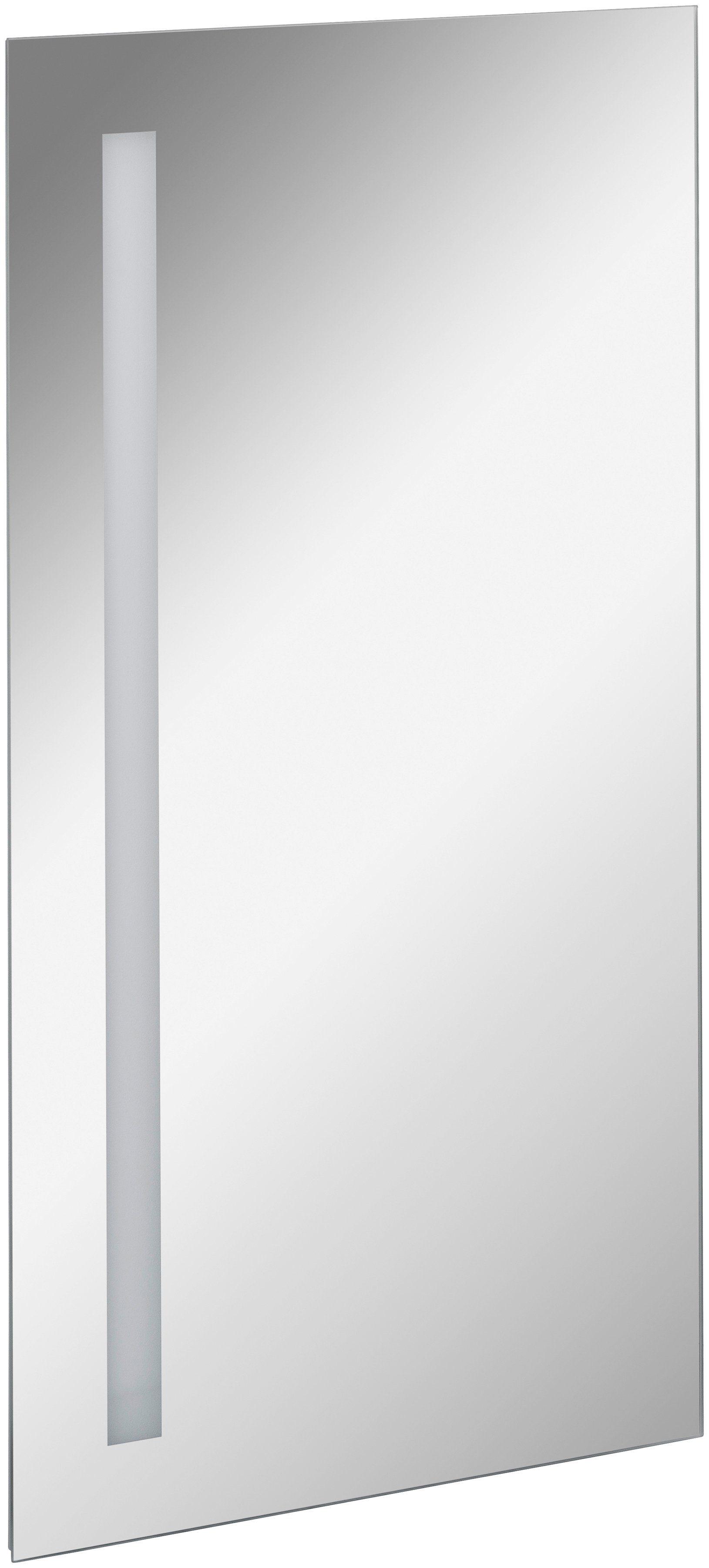 FACKELMANN Spiegelelement »LINEAR«, Breite 40 cm, mit Ambientelicht