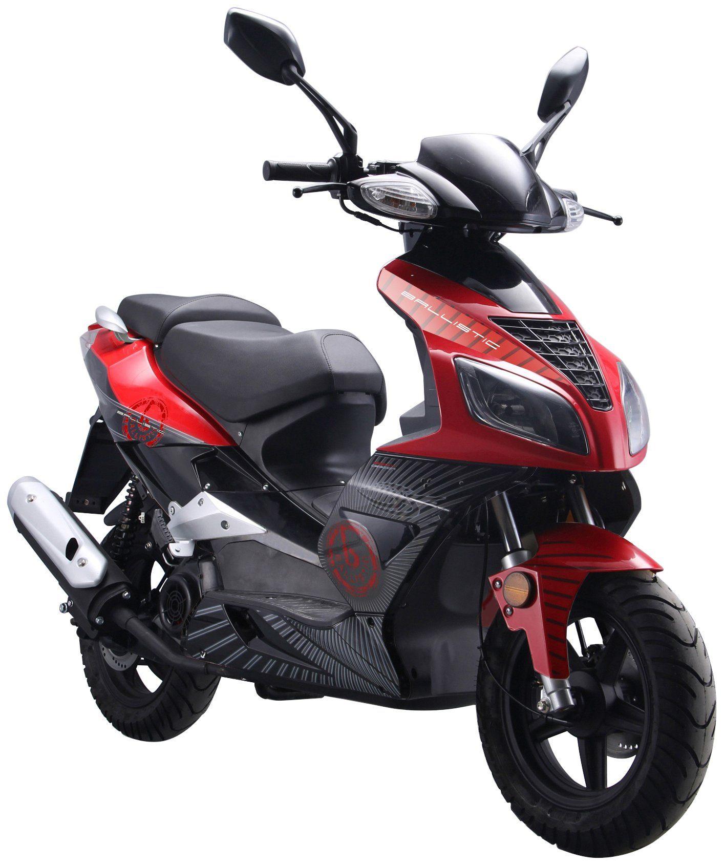 GT UNION Motorroller »GT2 evo 3.0«, 50 ccm, 25 km/h