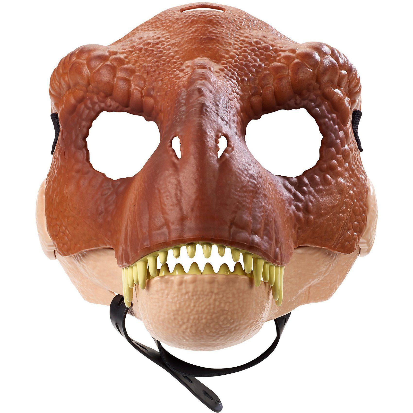 Mattel® Jurassic World T-Rex Maske