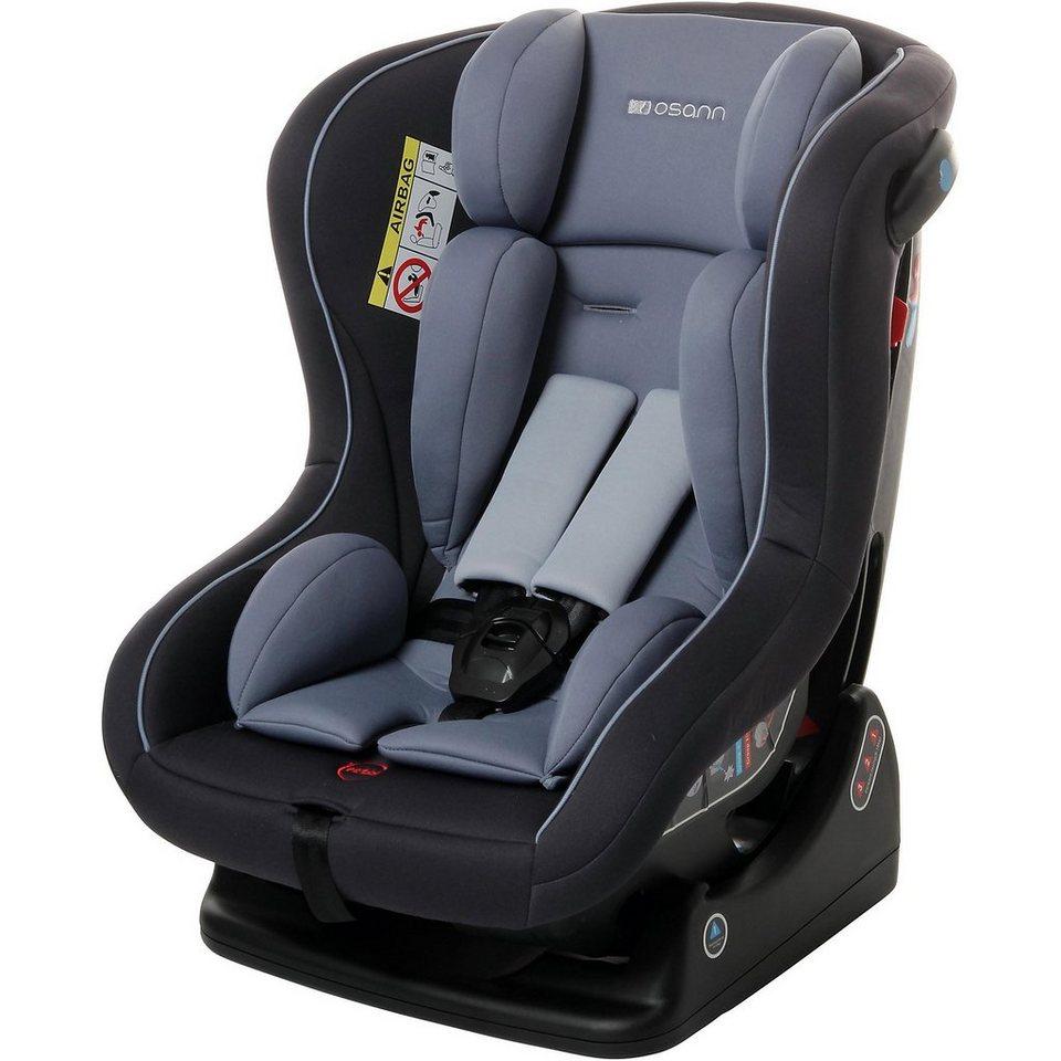 osann auto kindersitz safety baby pearl blue