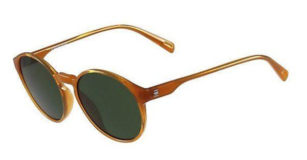G-Star RAW Damen Sonnenbrille » GS642S GSRD BRECC«, braun, 238 - braun/grün