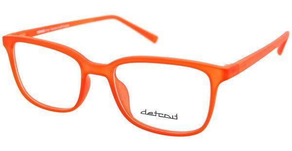 Detroit Brille » UN500«, rot, 13 - rot