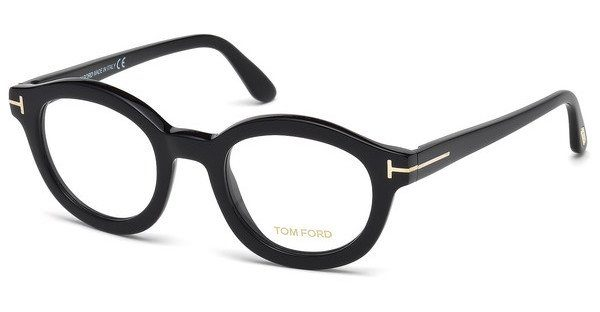 Tom Ford Damen Brille » FT5492«, schwarz, 001 - schwarz