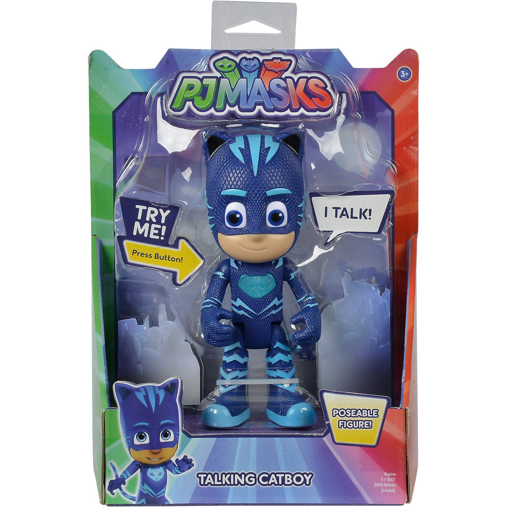 SIMBA PJ Masks Große Spielfigur Catboy