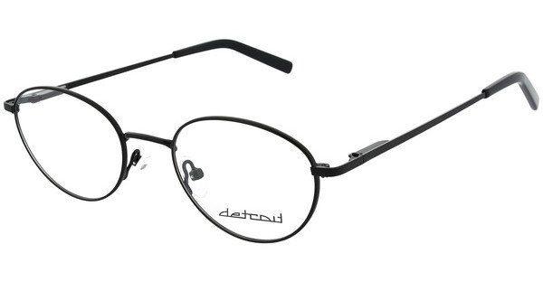 Detroit Brille » UN504«, schwarz, 01 - schwarz