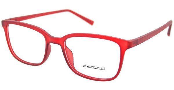 Detroit Brille » UN575«, rot, 05 - rot
