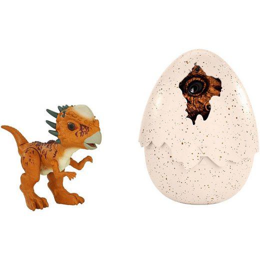 Mattel® Jurassic World Schlüpfender Dino Stygimoloch