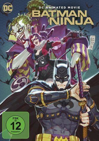 DVD »Batman Ninja«