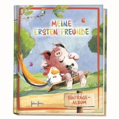 Gebundenes Buch »Helme Heine, Meine ersten Freunde«