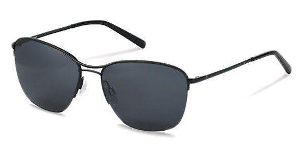 Bogner Damen Sonnenbrille » BG016«, schwarz, A - schwarz/grau