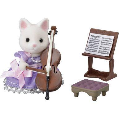EPOCH Traumwiesen Sylvanian Families Cellokonzert Set (inkl. 1 Figur)