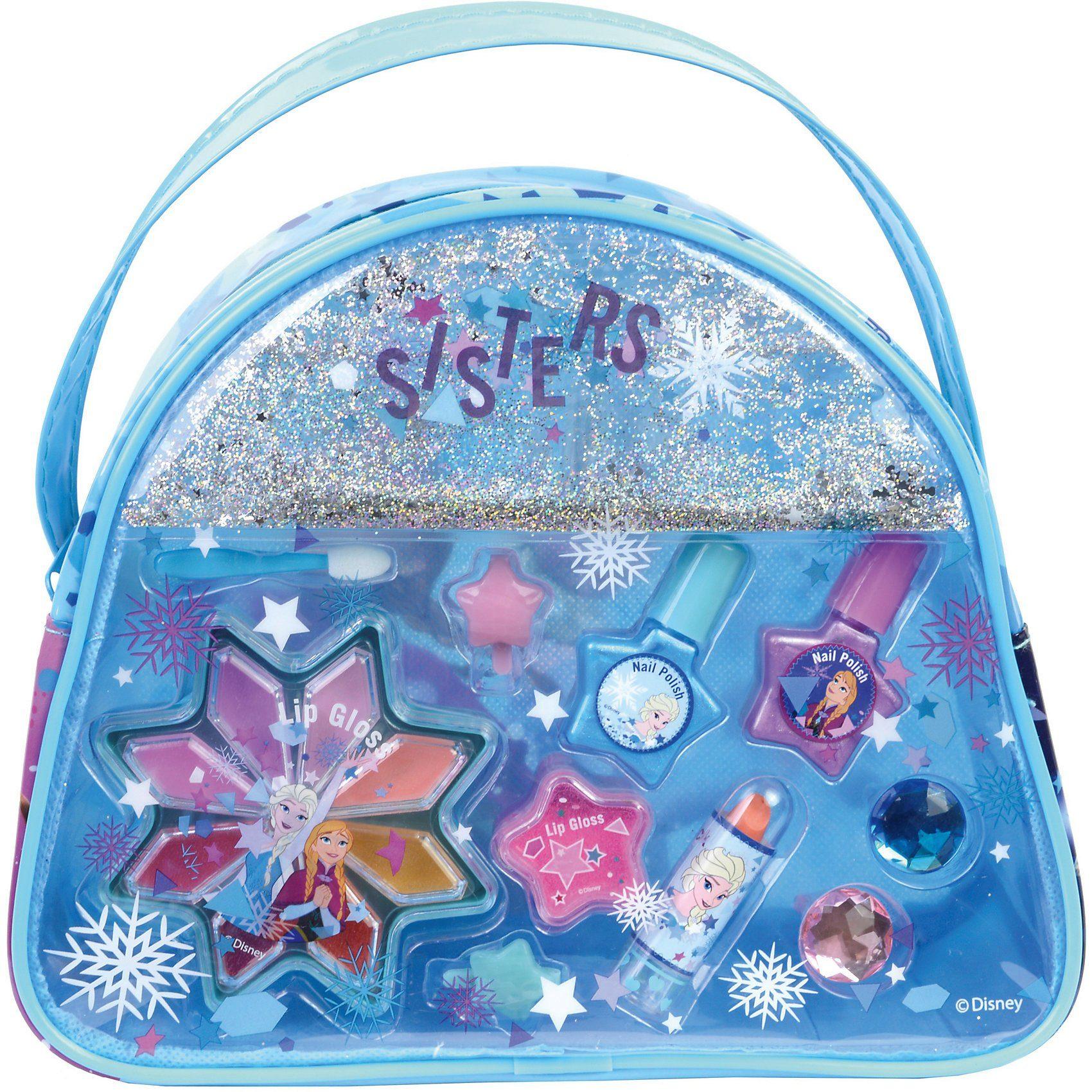 Empeak Frozen Kosmetik Tasche Snow Magic