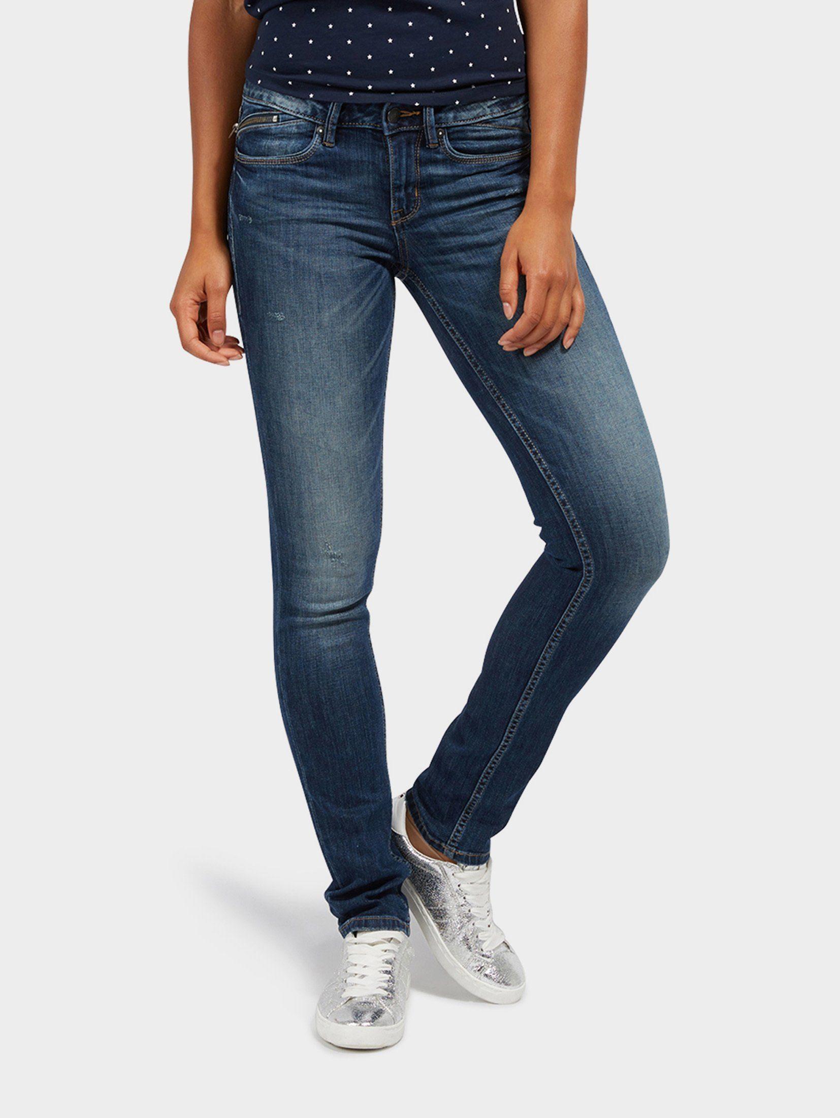 TOM TAILOR Denim Slim-fit-Jeans »Stella Slim«