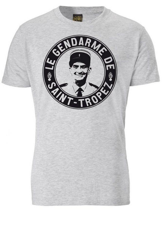 5f3cb70b8d LOGOSHIRT T-Shirt mit Louis de Funes-Druck kaufen | OTTO
