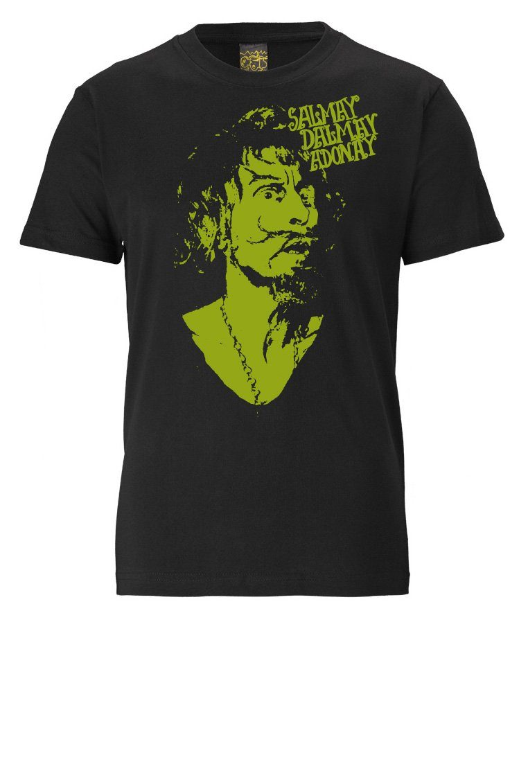 T Kaufen shirt Logoshirt print Mit Catweazle CWodxBre