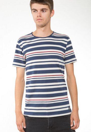 Ezekiel T-Shirt im Streifen-Design