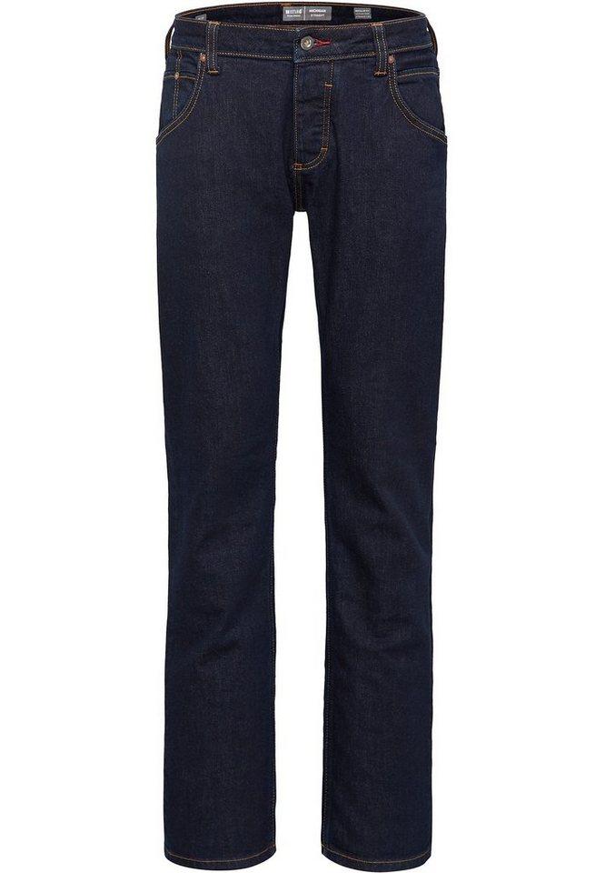 mustang jeans michigan straight legerer schnitt. Black Bedroom Furniture Sets. Home Design Ideas
