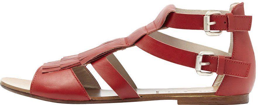 PoiLei Annica Sandale, im Boho Stil kaufen  rot